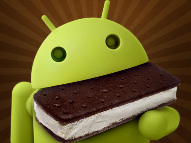 Android ice cream