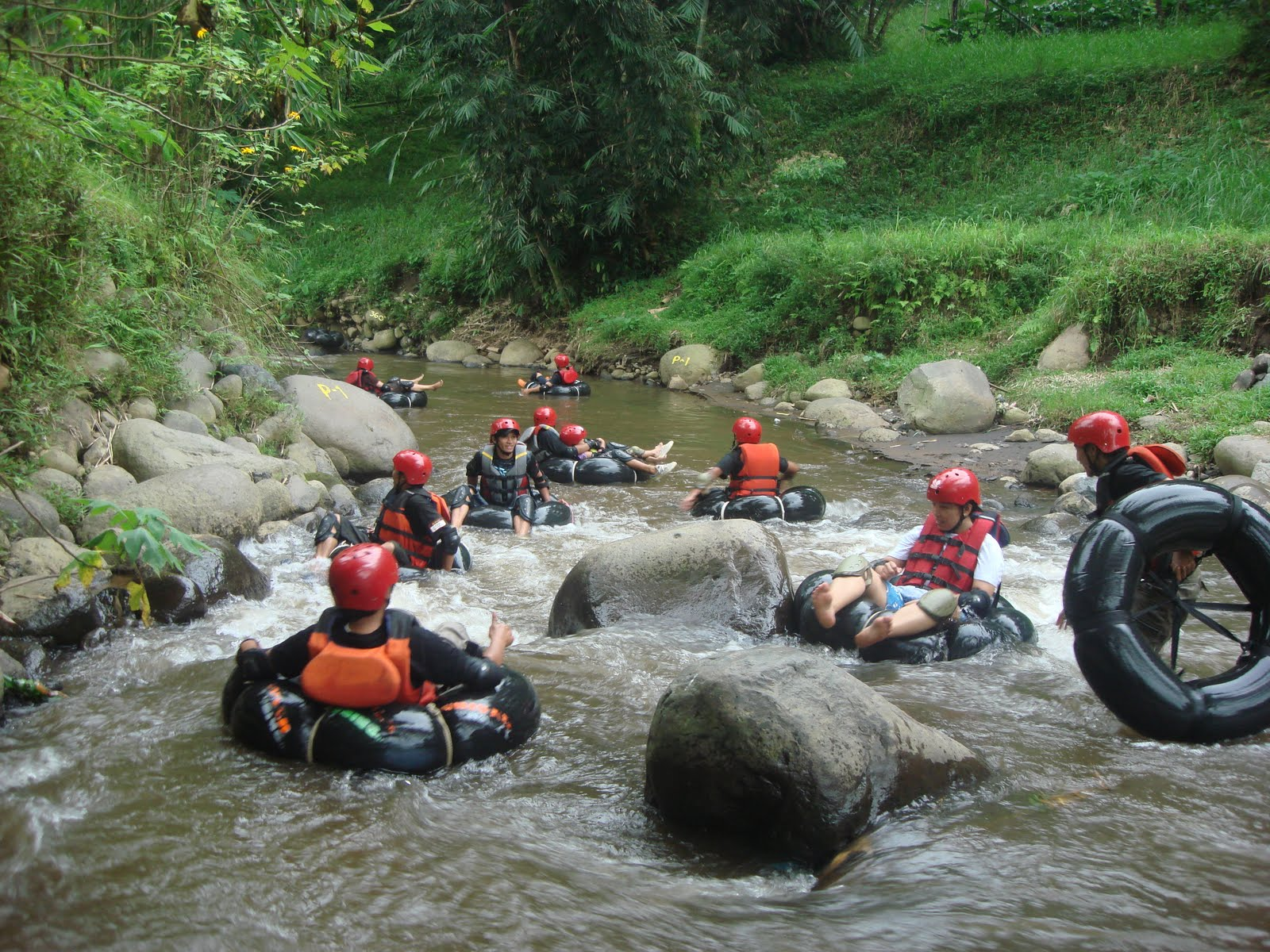 Enjoy fantastic ocean waves and amazing river adventure in Batu Karas