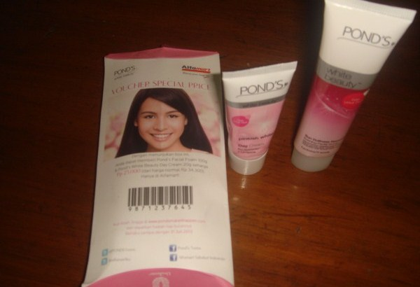 Sample Product POND'S