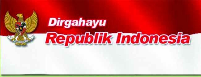 GAMBAR DIRGAHAYU INDONESIA