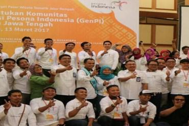 GenPI Jawa Tengah di Hotel Aston Semarang