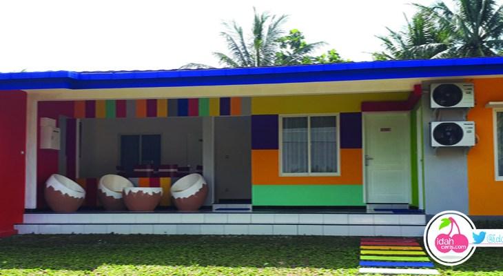 Villa Penginapan Murah di Banjarnegara