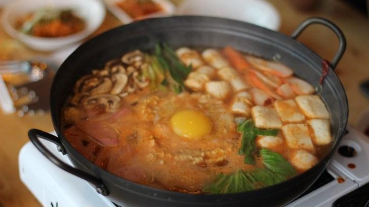 Kuliner khas Korea di Purwokerto
