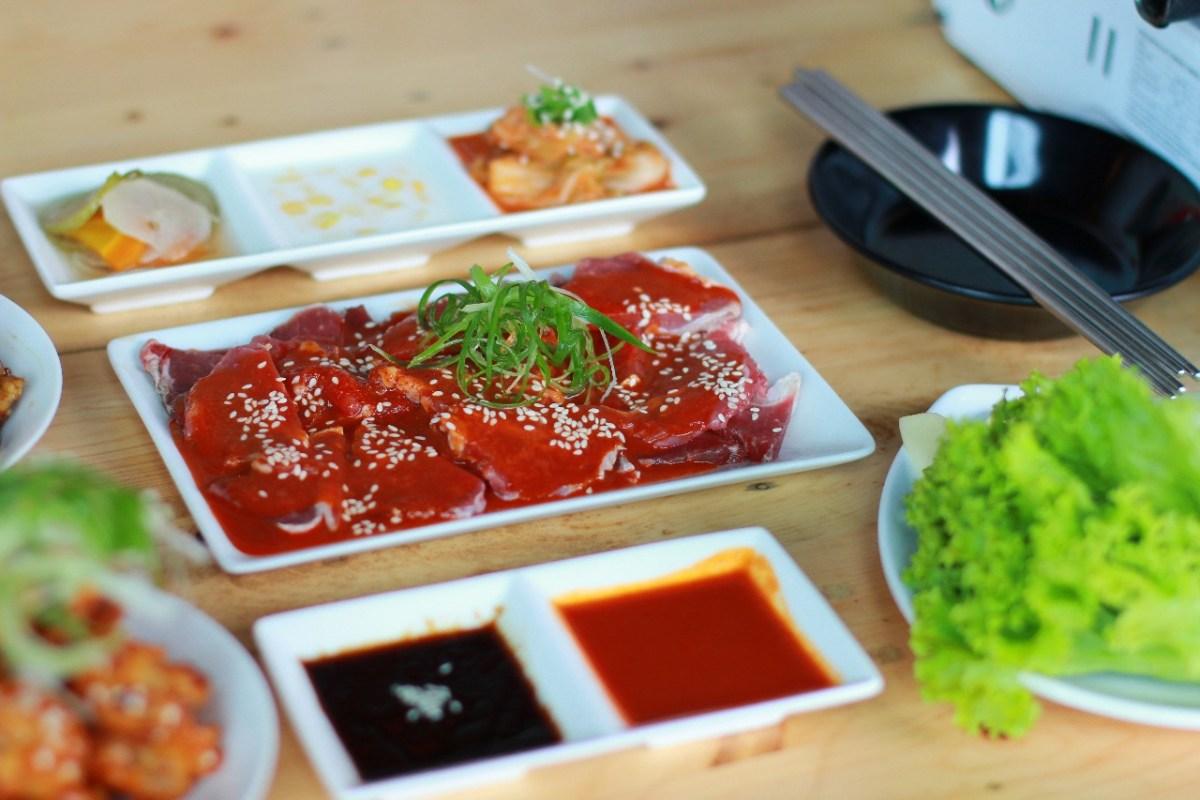 Makanan Korea di Purwokerto