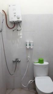 1 toilet Villa Palawi