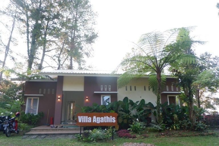 Villa Agathis Palawi Baturraden