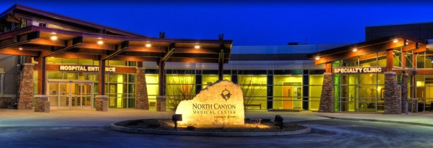 north canyone medical center