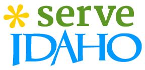 Serve Idaho logo
