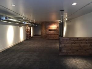 tenant improvement for Mittmann Architect