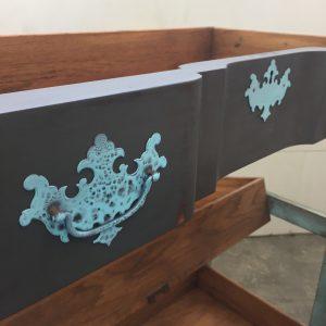 Display Cart drawer detail