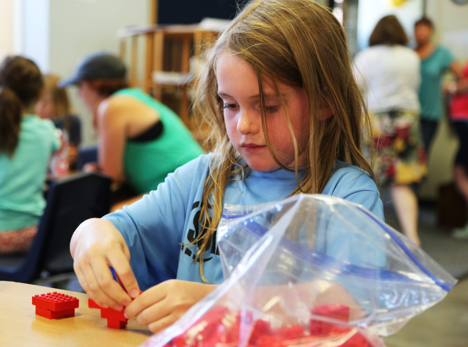 Summer Camp Keeps Kids Learning And Moving