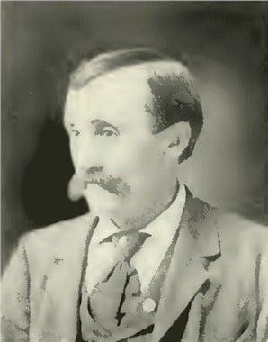 Biography of John W. White