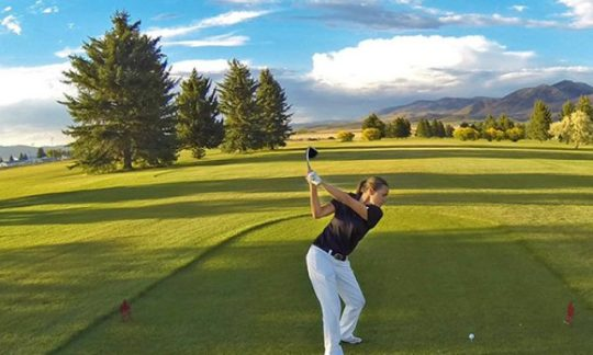 Southeast Idaho Golf Courses and Driving Ranges  Idaho Golfing  Montpelier Golf Course