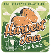 Idaho Potato Commission Harvest Tour Graduate