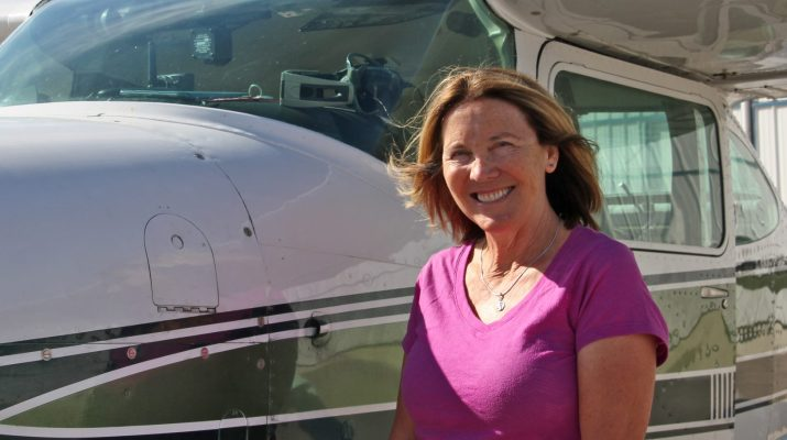 pilot Sherry Kandle