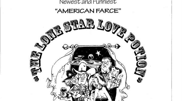 Comedy Lone Star Love Potion