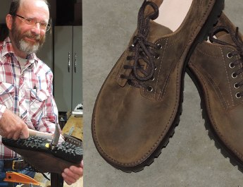 Local: Orlyn Gaddis Channeling Creativity Into Making Shoes, Fine Furniture