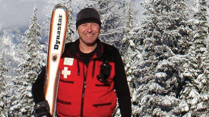 Local: Scott Hill, Ski Patrol and Attorney