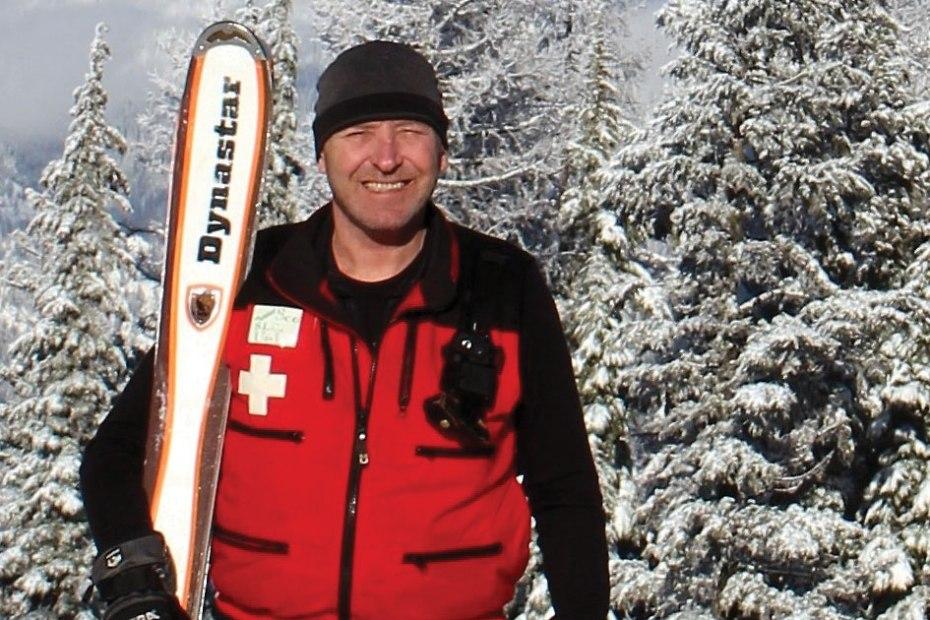 Local: Scott Hill, Ski Patrol and Attorney