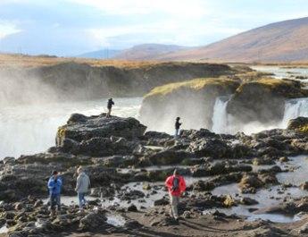 Eyeing Iceland