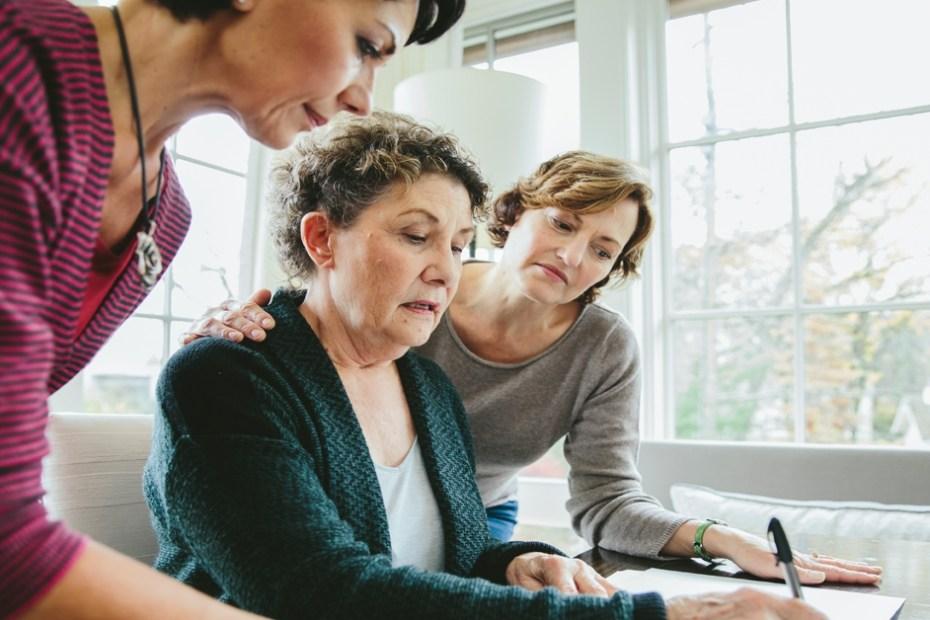 Family Support for Alzheimer's