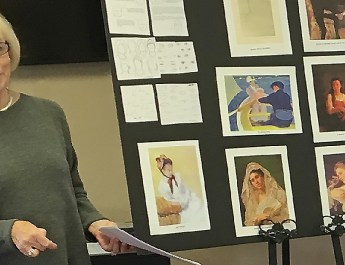 Coeur d'Alene's Art Study Group Unites Members in Shared Passion for 95 Years