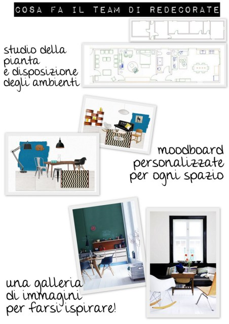 cosa fa redecorate