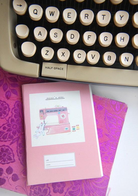 Beryl The Typewriter