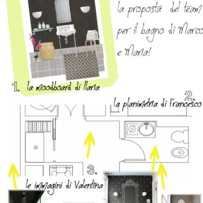 Redecorate #1.4: The suite apartment {bathroom}