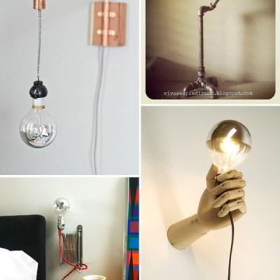 4 easy DIY lamps