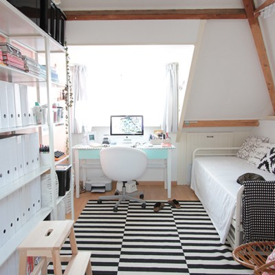 My new studio {2014 edition}
