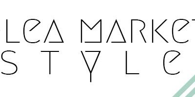 Flea market style #4