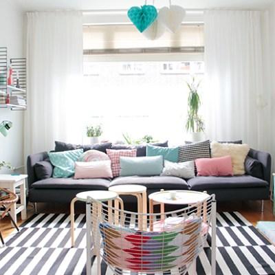 Living room 2015