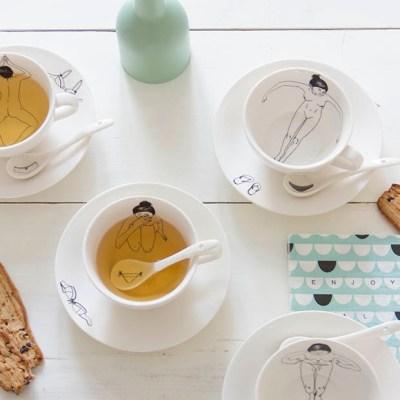 Design tea time