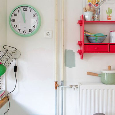 Flexa Kleurtester :: kitchen wall file #2