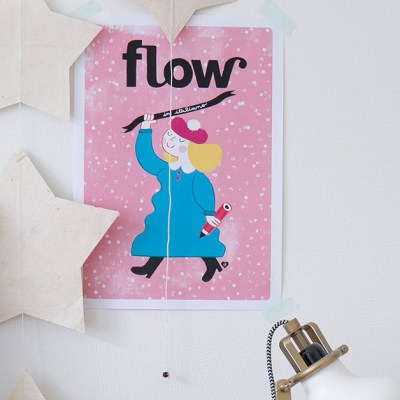 #FLOWMAGAZINEDAY :: share the dream!