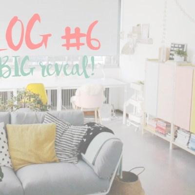 Vlog #6: il BIG reveal!