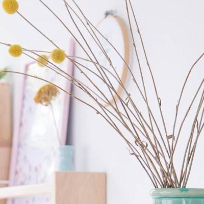 EASY STYLING: decora con i fiori secchi