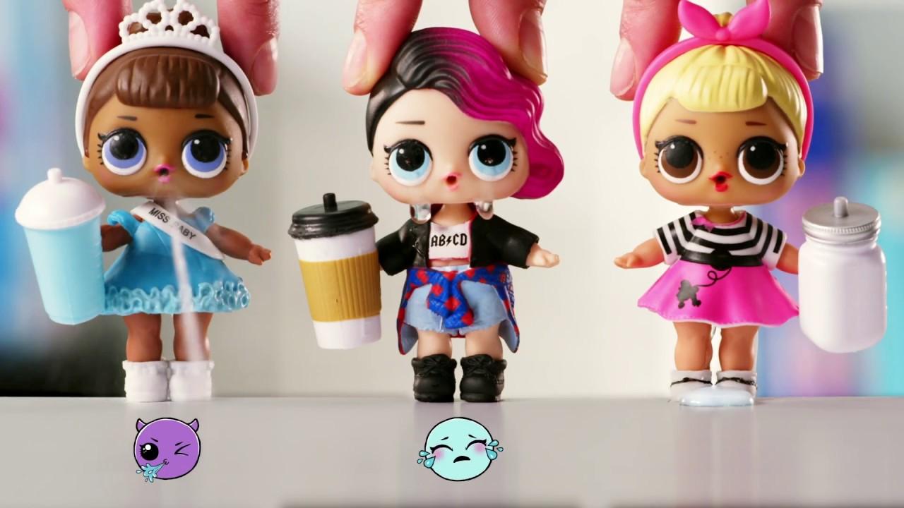 Где купить куклы ЛОЛ