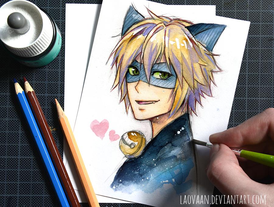 Картинки Леди Баг для срисовки Супер кот