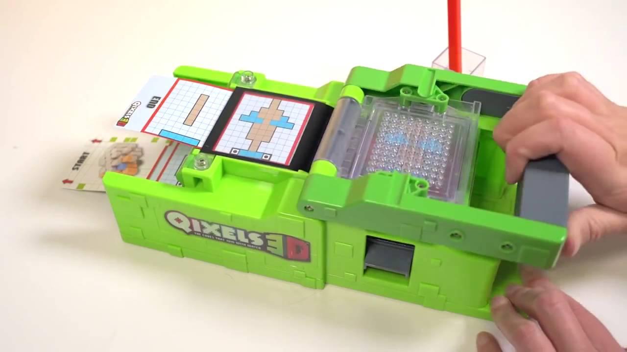 3D принтер Qixels