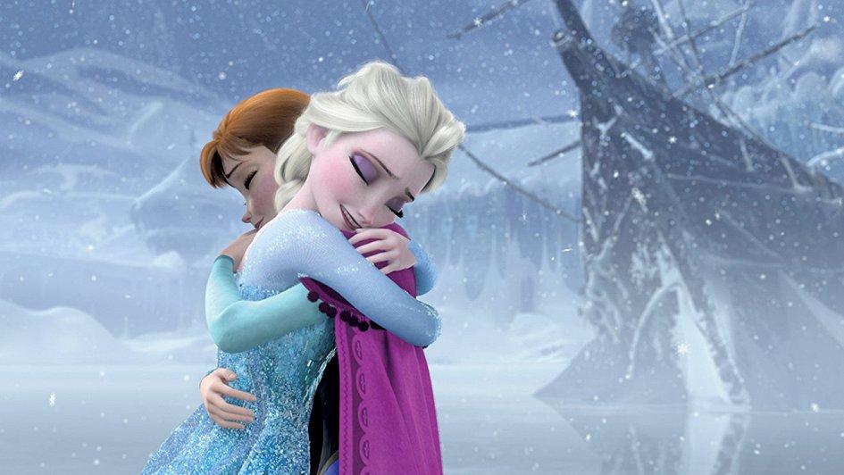 Холодное сердце 2013