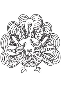 Birds - Free printable Coloring pages for kids2