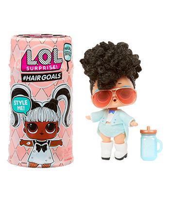 ЛОЛ с Волосами - 5 Серия Кукол Hair Goals (HairGoals ...