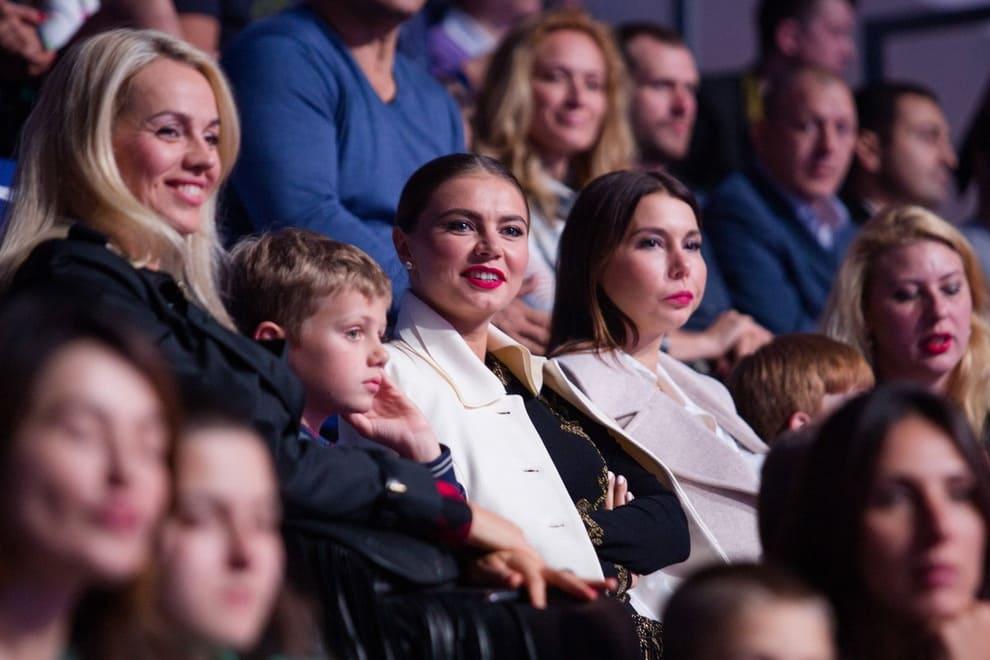 Дети Кабаевой фото