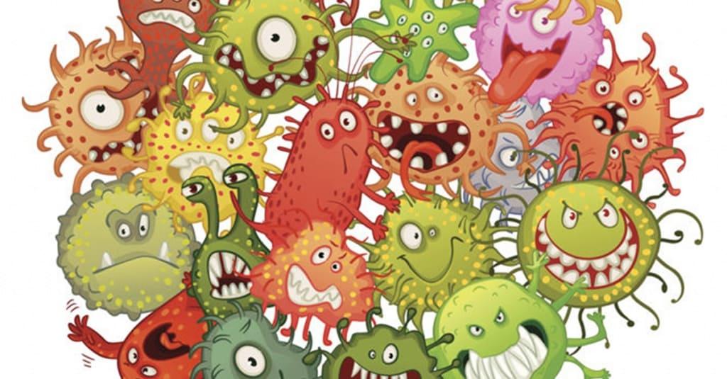 Микроомы под микроскопом
