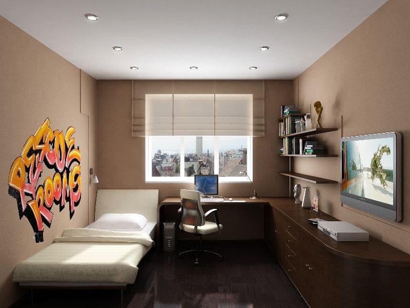 Фото детской комнаты для подростка