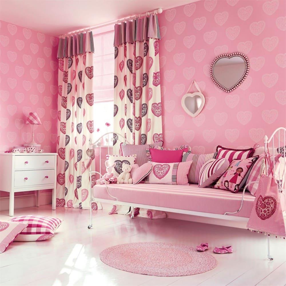 Дизайн детской комнаты для дочки 10 лет