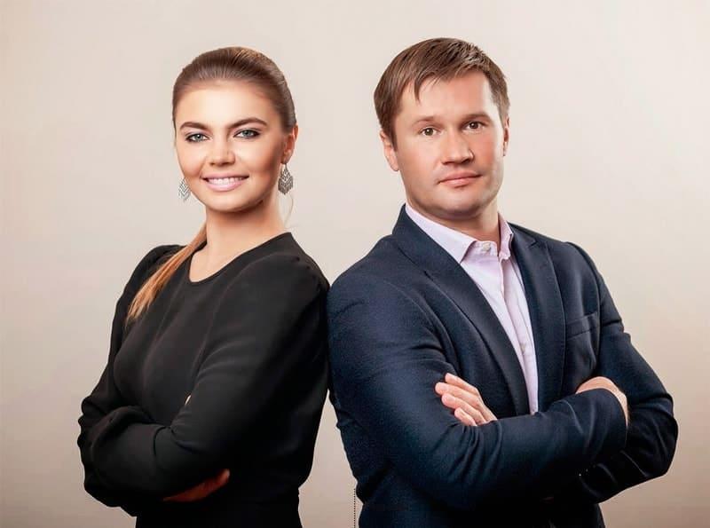 Алина Кабаева муж и дети фото