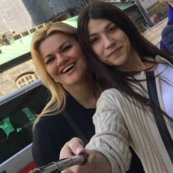 Ирина Круг и ее дочь Марина